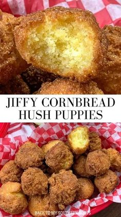 It�s a great day to learn how to make Jiffy Cornbread Hush Puppies, and it�s a quick and easy recipe that is perfect for barbecues, parties, and potlucks. #cornbread #Jiffy #hushpuppies Fish Recipes, Seafood Recipes, Appetizer Recipes, Cooking Recipes, Appetizers, Cooking Okra, Oven Recipes, Vegetarian Cooking, Copycat Recipes