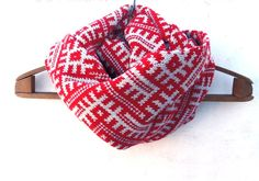 Red Across the World by Ann on Etsy
