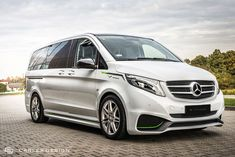 Carlex will make your Mercedes Vito look beter