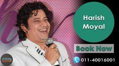 Book Harish Moyal From Artistebooking.com. #artistebooking #HarishMoyal #Singer. For More Details Visit : artistebooking.com Or Call : 011-40016001