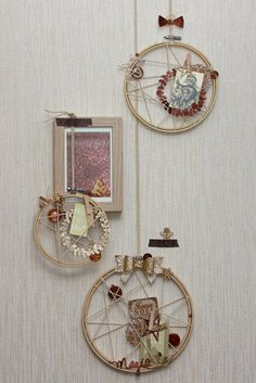 1 Flore - Deco cercle a broder