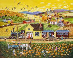 Bob Pettes ~ Parkville Pumpkins