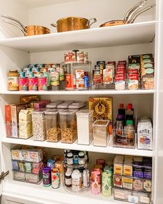 Chrissy Teigen reorganized her pantry and she even has a lazy Susan for hot sauces and a cereal box with her face on it Pantry Storage, Pantry Organization, Pantry Ideas, Kitchen Ideas, Organizing Ideas, Spice Storage, Storage Containers, Food Storage, Storage Ideas