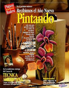 PINTURA EN MADERA - Michelle L. Porte V. - Picasa Albums Web