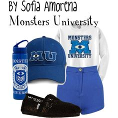 Monsters University  hahaha love it, except for the hat!
