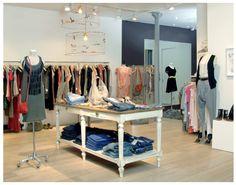 Mademoiselle Jeanne à Paris, 55 rue de la Roquette 75011 Clothes & accessories **** €€