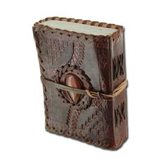 Medieval Dragon's Eye Journal - Brown ($24) ❤ liked on Polyvore featuring home, home decor, stationery, books, accessories, fillers and medieval