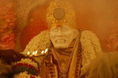 """""""Wealth should be the means to work out dharma. The best way to receive is to give. Give one and receive tenfold."""" Shirdi Sai Baba, Sri Sai Satcharirta Ch 35"""