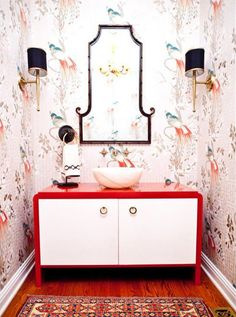 Lovely 6 Small Bathrooms With Big Style Good Ideas