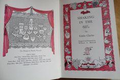 Shaking in the 60s by Eddie Clarke 13.5 cm x 20 cm x 3.5 cm [in box]