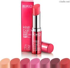 kiko make up lip balm