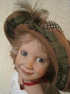Коллекционные куклы Цвергназе, Zwergnase dolls