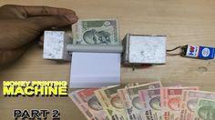 How to make Money Printing Machine  trick Part 2