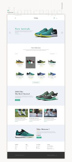 Cristy is a freebie PSD template which is mainly designed for shoe selling sites but you can use it for any kind of e-commerce purposes. This template in only for practice purpose only and not for any commercial uses.