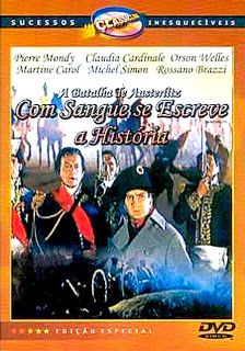 Austerlitz is a 1960 film directed by Abel Gance and starring Jean Marais, Rossano Brazzi, Martine Carol, Jack Palance, Claudia Cardinale, Vittorio de Sica, Orson Welles, Leslie Caron and Jean-Louis Trintignant. Pierre Mondy portrays Napoleon in this film about his victory at the Battle of Austerlitz. Leslie Caron plays the role of his mistress Élisabeth Le Michaud d'Arçon.