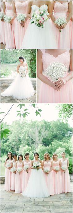 Bride+Bridesmaids -- Ohio Wedding