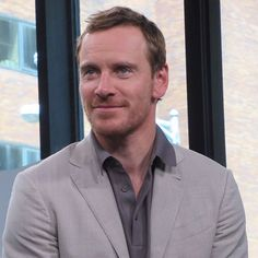 Michael Fassbender, or as I like to call him, Fass B, promoting Alien Covenant at @buildseriesnyc So very handsome!! #michaelfassbender #aliencovenant #buildseriesnyc