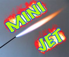 How to Make a Mini Gas-jet (up to 3d Pyramid, Jet, Neon Signs, Mini, How To Make