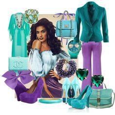 Esmeralda - disney-outfits-for-girls foto