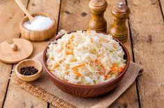 Kombucha, Mashed Potatoes, Grains, Ethnic Recipes, Food, Whipped Potatoes, Meal, Mashed Potato Resep, Eten