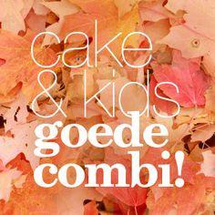 Samen lekker zoete cakes bakken!