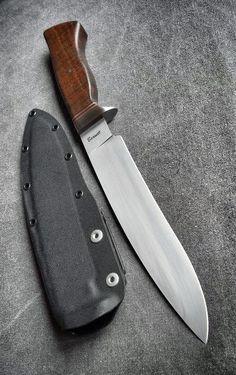 Bruce Barnett Custom Knives, Perth, Australia -