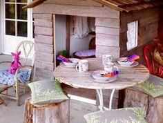 glamour children playhouse
