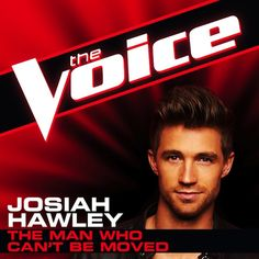 """iTunes download counts as a vote! Get Josiah Hawley's """"The Man Who Can't Be Moved."""" #TeamUsher #VoiceTop12"""