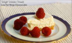 Ninja Cheesecake Recipe