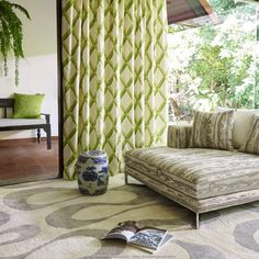 No.9 Thompson by JIM THOMPSON fabrics collections Colourfield & All Aboard (January 2017) - www.no9thompson.com - www.bartbrugman.com