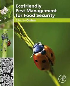 Uusi e-kirja: Ecofriendly Pest Management for Food Security / Omkar.