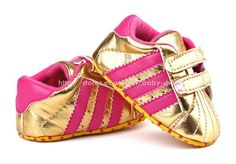 shoes baby girls adidas