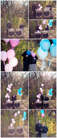 Gender Reveal Photography, Gender Reveal Session | JS Photography