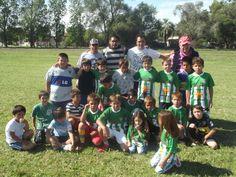 El campeonato apuntó a chicos y chicas de 8 a 15 años.