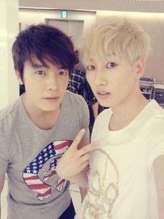 Super Junior --- Donghae & Eunhyuk