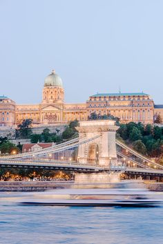 Discover the heart of old Europe in #Budapest, Hungary and sail along the Danube River for the best views of the city.
