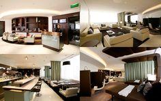 Etihad Airways Diamond First Lounge (© Photo credit: Courtesy of Etihad Airways)