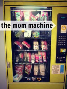 Thanks, Katie, for writing this...you make some great points. :)    The Mom Machine (Why is it always out of patience?!)    www.the-red-kitchen.com