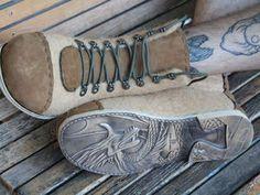 "МК Марины Климчук ""Валяная обувь для города"" - Ярмарка Мастеров - ручная работа, handmade"