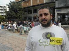 Entrevista a Santi Cuerda, impulsor de Huertos Compartidos, en Las Noticias de Cuenca - Huertos Compartidos