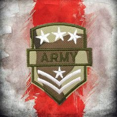 US ARMY Iron On Applique Embroidered Iron On Patches Sew on Patches Patches Iron on Patchwork Army Patches red star accessories cool patches iron on patch sew on patch US army army unit patches morale patches the patch