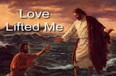 Song lyrics to Love Lifted Me by James Rowe, Howard E. Smith - based on Matthew - Immediately Jesus reached out his hand and caught him. Gospel Song Lyrics, Great Song Lyrics, Gospel Music, Music Lyrics, Happy Song, Song Playlist, Greatest Songs, Me Me Me Song, His Hands