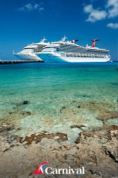 Sail Bermuda, The Caribbean, The Bahamas, Mexico, Cuba and more on a Carnival Cruise. Go to Carnival.com to plan your vacation now.