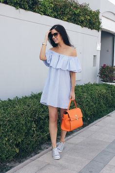 Dressing for summer