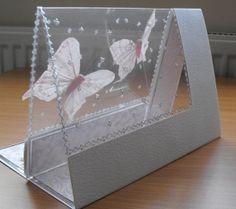 acetate card--very pretty by Deborah w.