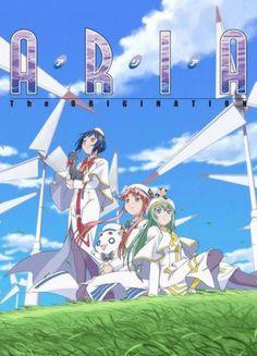 Animes-Mangas-DDL | Aria S3 VOSTFR