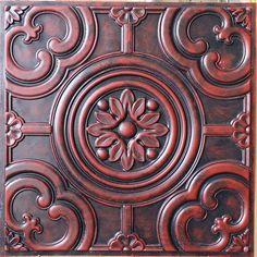 USD119.9 per 10tile,  Faux tin ceiling tile