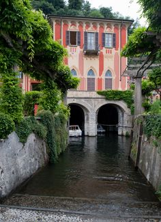 The Villa d'Este hotel