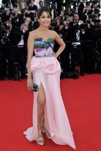 Cannes Film Festival 2012-Freida Pinto, another style icon
