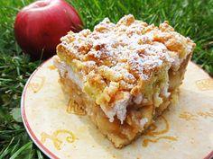 Do zakochania jeden krok Polish Desserts, Polish Recipes, Cookie Desserts, Cookie Recipes, Polish Food, Sweets Cake, Cupcake Cakes, Apple Recipes, Sweet Recipes